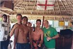 Hanging with the British army in Belize