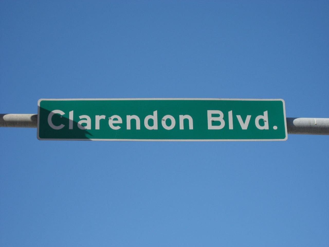 Clarendon Boulevard
