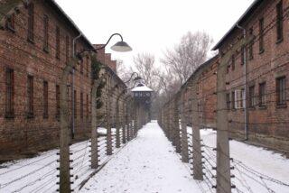 Auschwitz, a Nazi concentration camp
