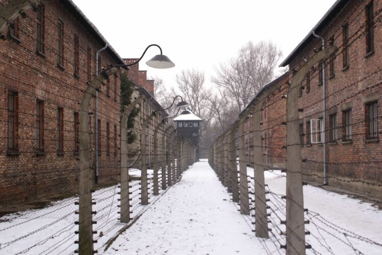 Auschwitz, a Nazi concentration camp