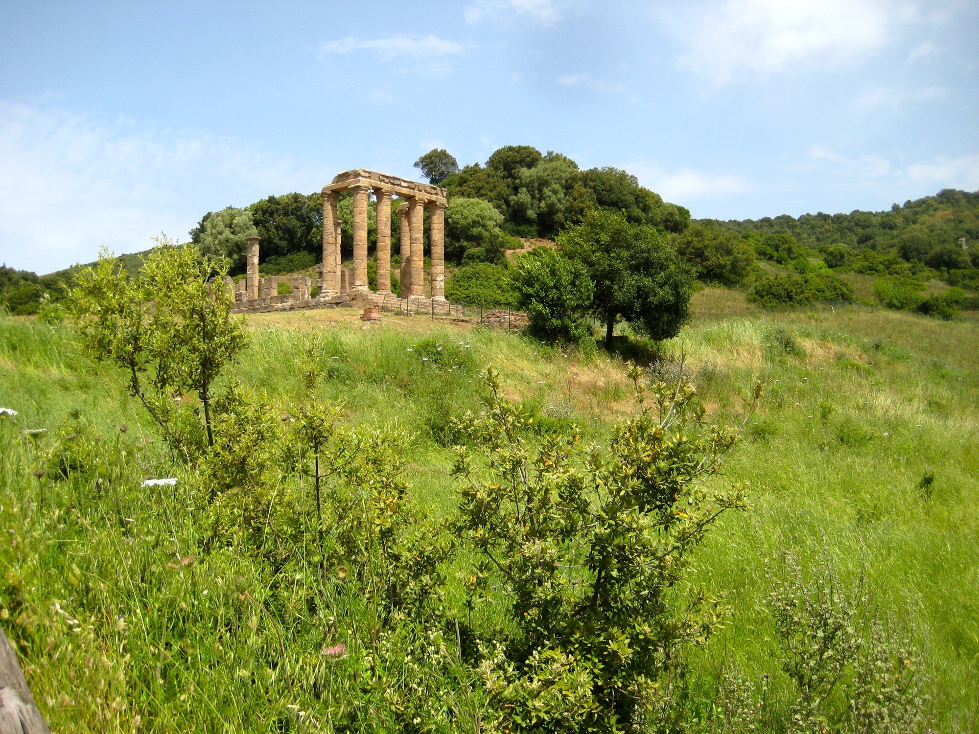 Temple of Anatas