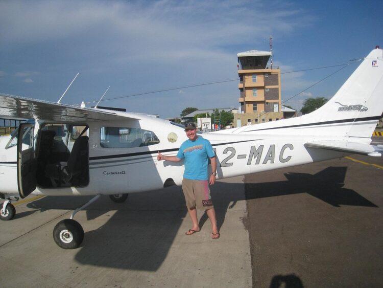 Maun Airport, Botswana
