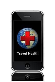 Travel Health iPhone app