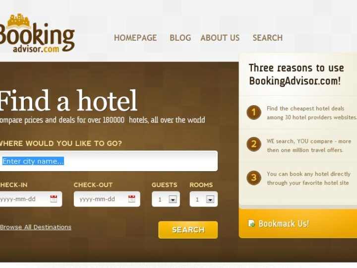 Bookingadvisor.com