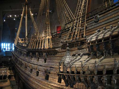 The actual Vasa