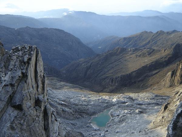The Andes in Venezuela