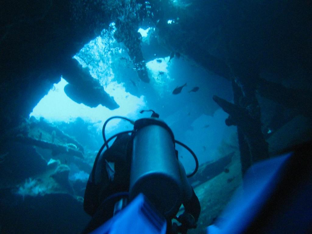 USAT Liberty shipwreck, Bali