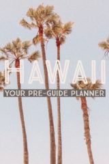 planning for hawaii on a budget