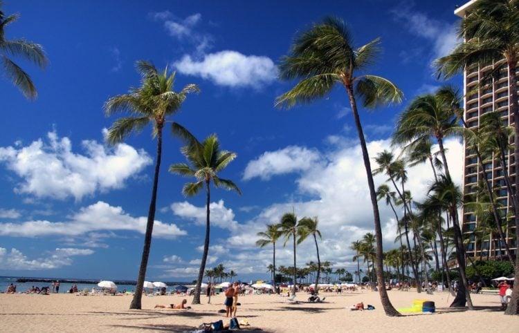 Waikiki Beach, Honolulu (photo: skeeze, Pixabay)