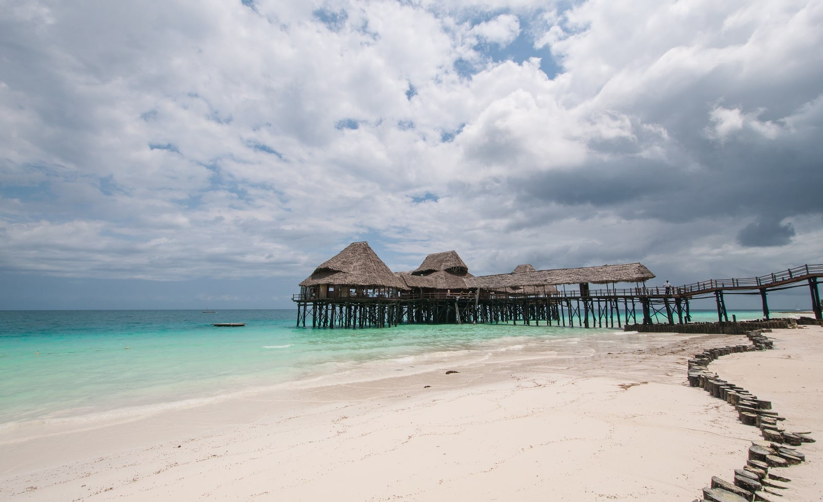 Kendwa Beach on Zanzibar Island