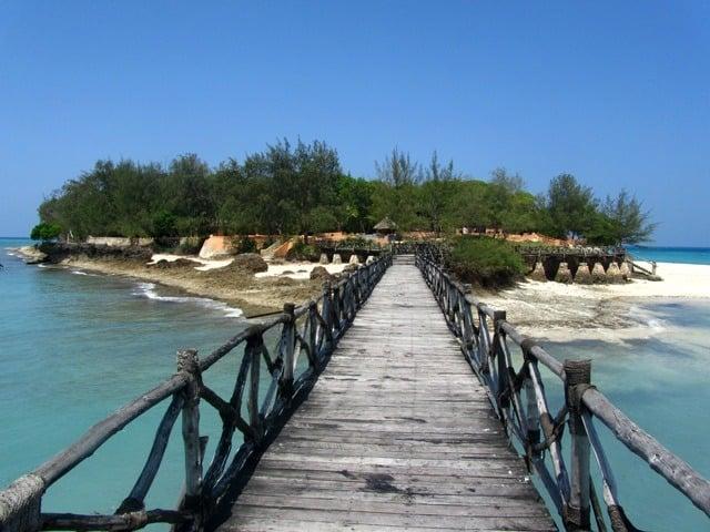 Zanzibar's Prison Island