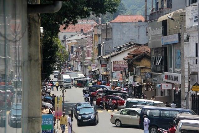 Exploring Kandy, Sri Lanka