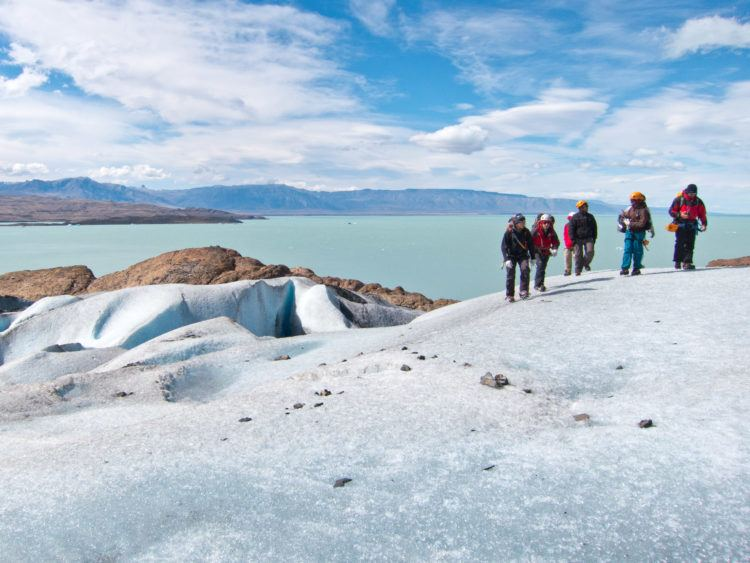 Viedma Glacier was an unexpected stop on my Patagonia itinerary