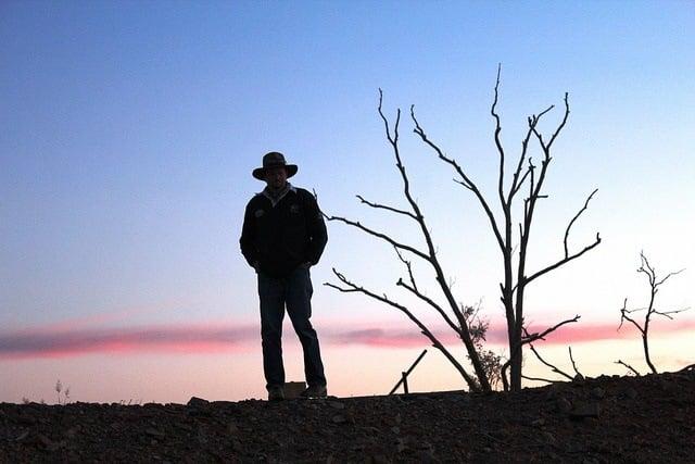 australian cowboy
