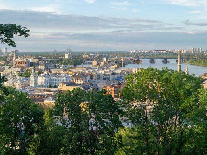 Kyiv, Ukraine (photo: Zephyrka, Pixabay)
