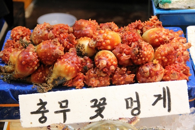 Photo Essay: Seoul's Noryangjin Fish Market