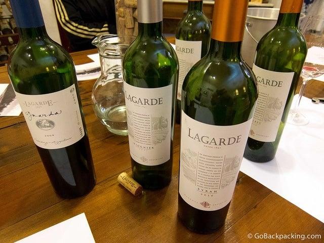 Lagarde wine