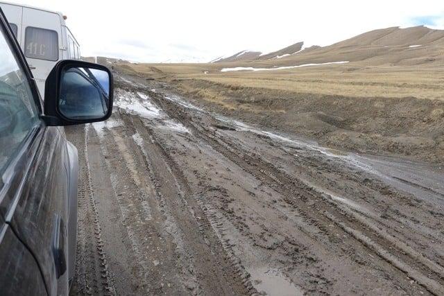 torugart pass road