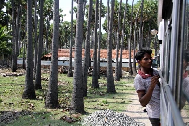 Photo Essay: Journey to Very North of Sri Lanka