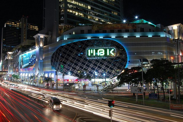 The MBK Shopping Mall in Bangkok: Long Layover Heaven