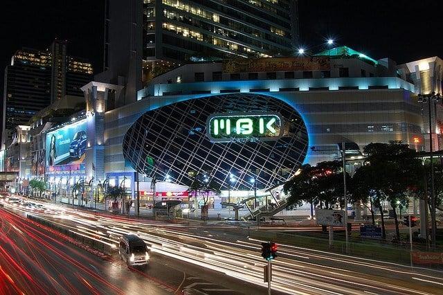 The MBK Shopping Mall in Bangkok: Long Layover Heaven