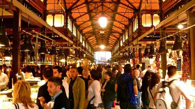 Mercado de San Miguel (photo: Herry Lawford)