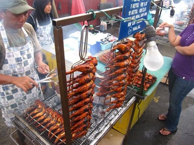 The Exquisite Kota Kinabalu Night Market