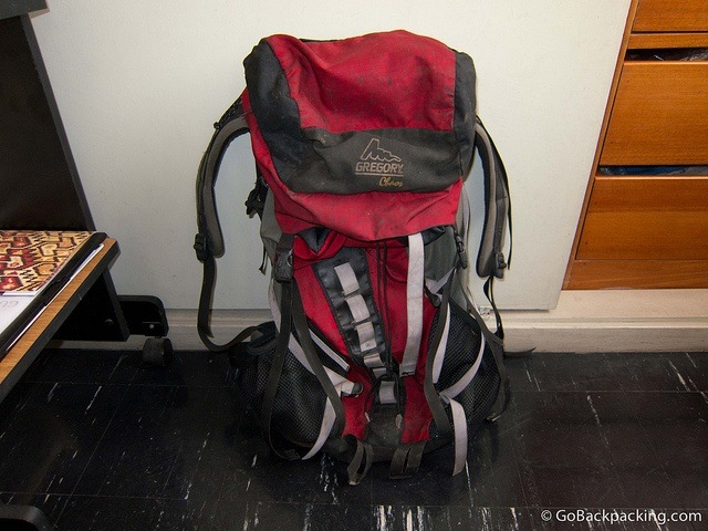 Why I Traded My Backpack For Wheeled Luggage
