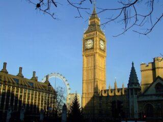 Returning to Great Britain