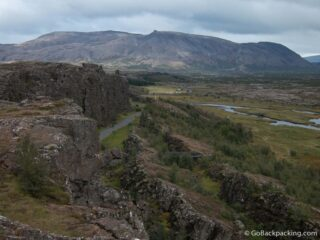 The Golden Circle: Þingvellir Park, Gullfoss Waterfall, and the Geysers