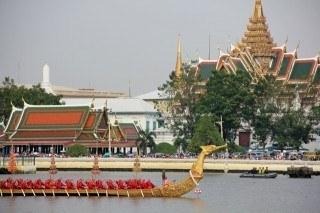 Photo Essay: Thailand's Royal Barge Procession