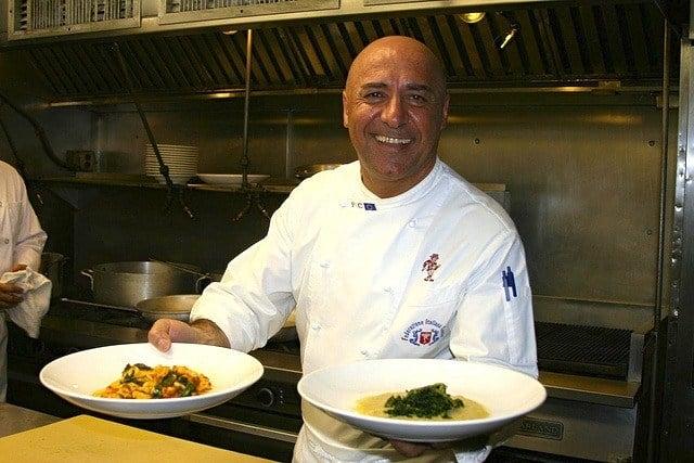 Italian chef