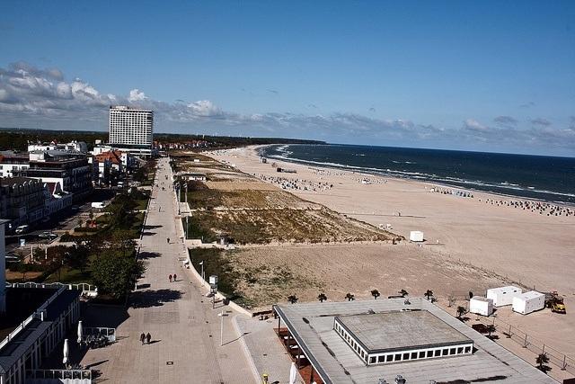 Warnemünde Beach