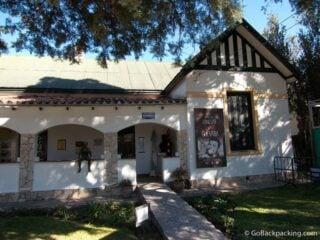 Che Guevara's House in Alta Gracia