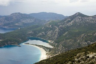 Lagoons and Lakes Around Turkey's Turquoise Coast