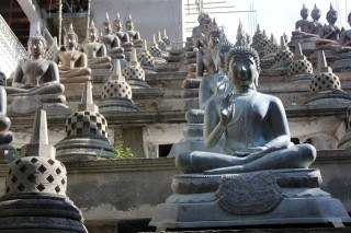 Gangaramaya Temple: Colombo's Museum of Relics
