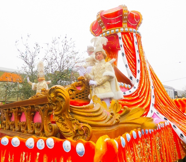 New Orleans Floats