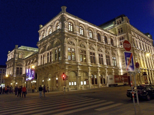 State Opera House (photo: Alberto da Sienta)