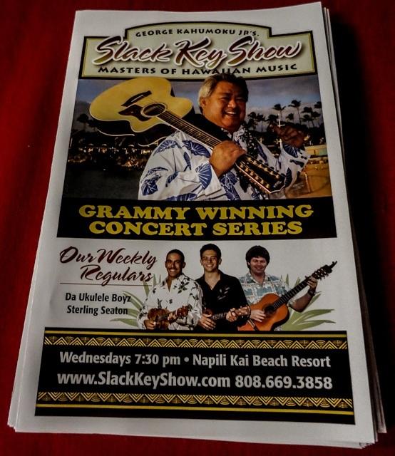 Slack Key Guitar Show