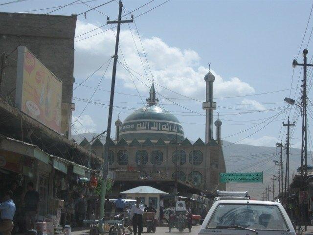 Halabja mosque