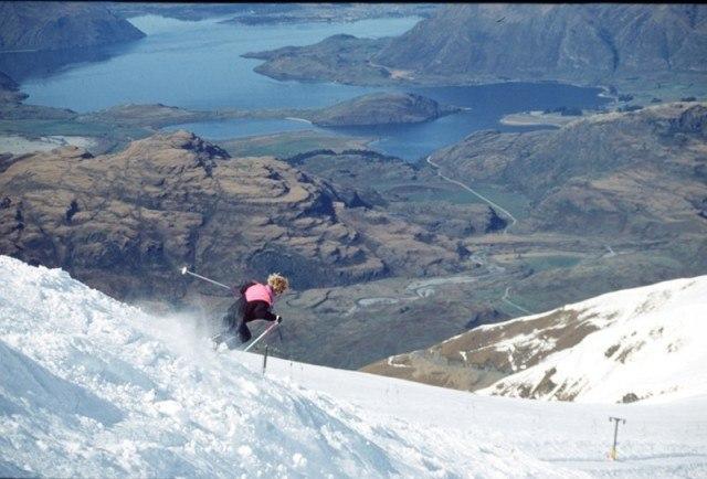 Treble Cone Ski Field (photo: Gregor Ronald)