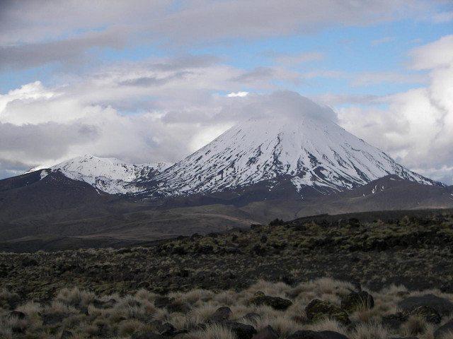 Mt Ruapehu Ski Fields (photo: Ian Armstrong)