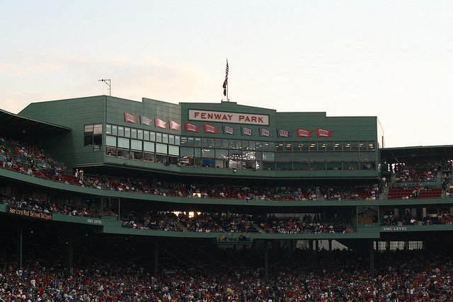 Fenway Park (photo: Charlie Walker)