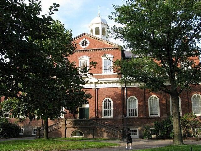 Harvard campus (photo: Kelly Delay)