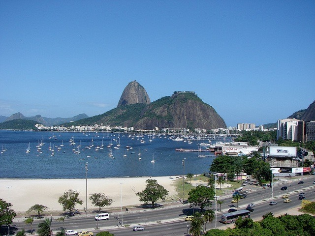 Sugar Loaf Mountain (photo: Luiz Gadelha Jr.)