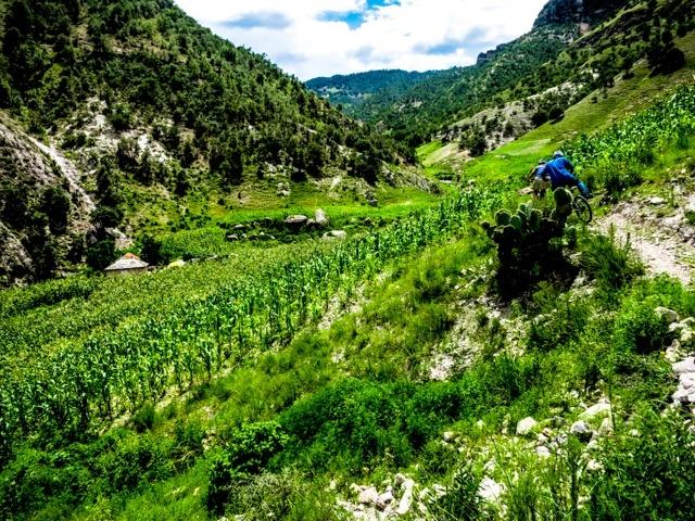 The meadows of the Tarahumara people