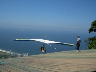 Hang Gliding experience