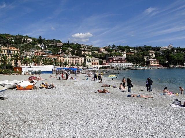 Santa Margaita on the Italian Riviera