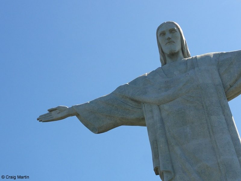 Christ the Redeemer statue (photo: Craig Martin)