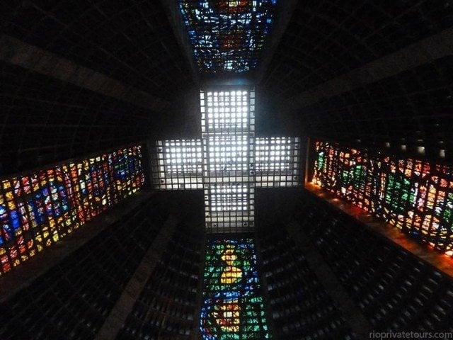 Saint Sebastian Metropolitan Cathedral of Rio de Janeiro